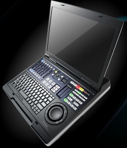 Monster All-in-One Broadcast Laptop Sports Video Mixer, Jog