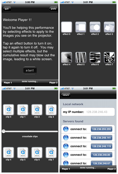 MrMr OpenSoundControl OSC control for iPhone and iPod