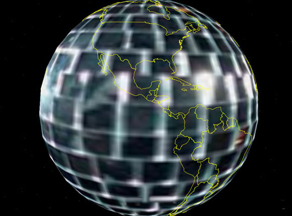 VJing With Google Earth Satellite Jockey CDM Create Digital Music - Google earth satellite