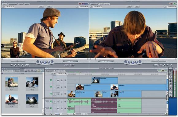Macworld Reviews Intel-Native Final Cut Express HD; Good Alternative to  Pro? - CDM Create Digital Music