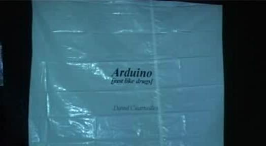 Arduino is just like drugs