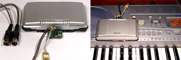 Hacked MIDI Support for Nintendo DS: DSerial - CDM Create