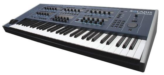 Solaris Keyboard Synth