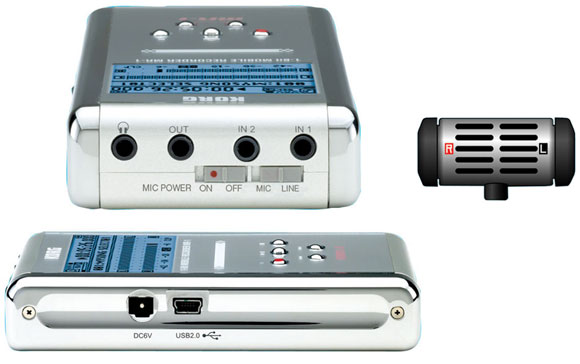Korg MR-1 Portable Recorder