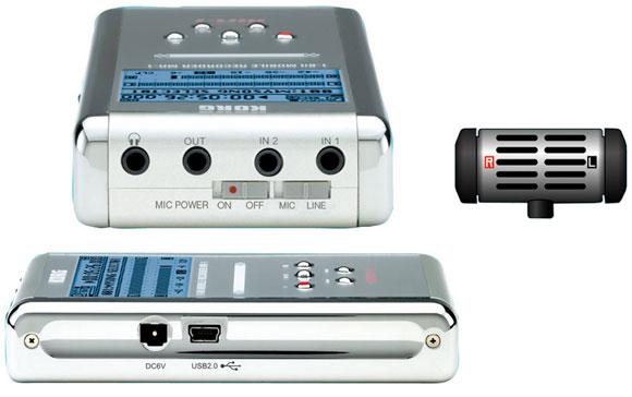 Korg MR-1 Portable Recorder