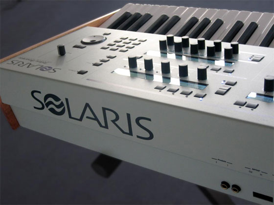 Solaris Synthesizer