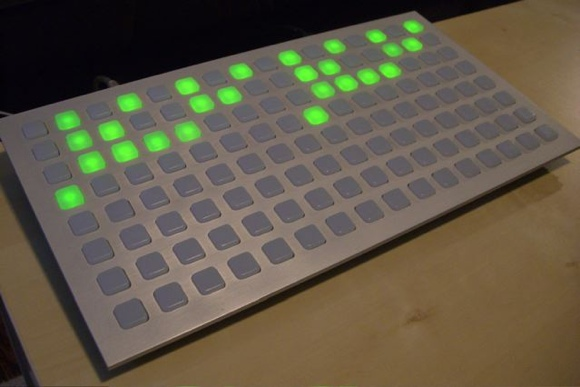 Building a Custom Monome Controller, with STS9's David Phipps - CDM