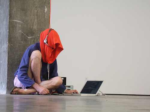 MOMUS in Chelsea, laptop performance