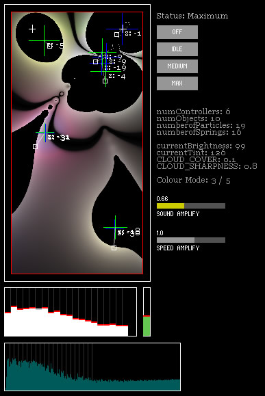 Muon screenshot