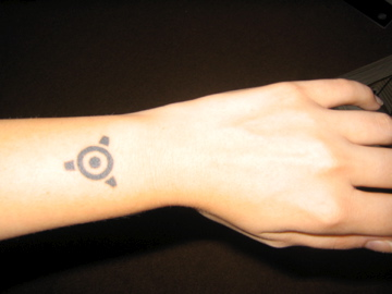 Reaktor tattoo