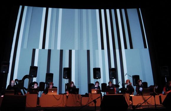 Moscow Cyber Orchestra Laptop Ensemble