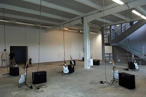 Saadane Afif Power Chords installation