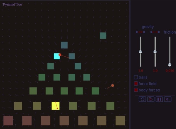 Free, Web-Based Music Generative Applet Built in Java