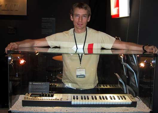 Daniel Hansson and Monomachine