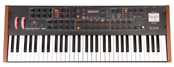 Prophet 8 Special Edition Analog Synth from Dave Smith