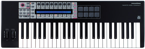 Remote SL COMPACT 49 USB MIDI keyboard
