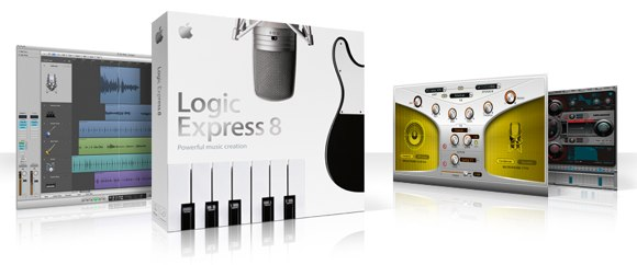 Logic Express 8