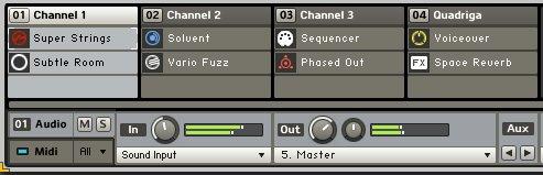 Kore 2 channels