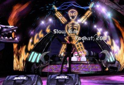 Mackie in Guitar Hero III