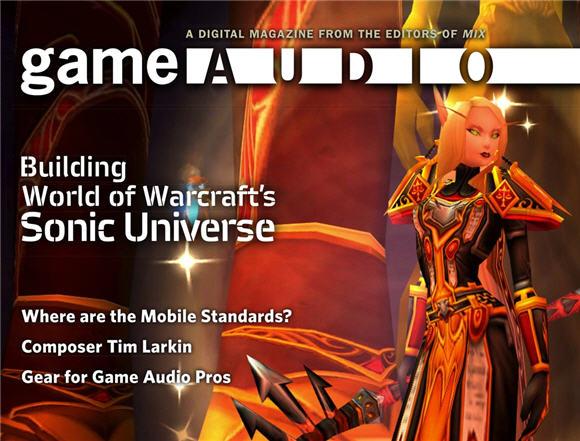 Game Audio digital edition