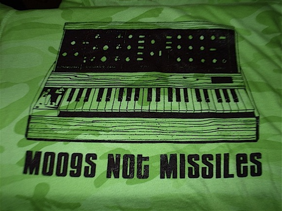 Moogs Not Missiles