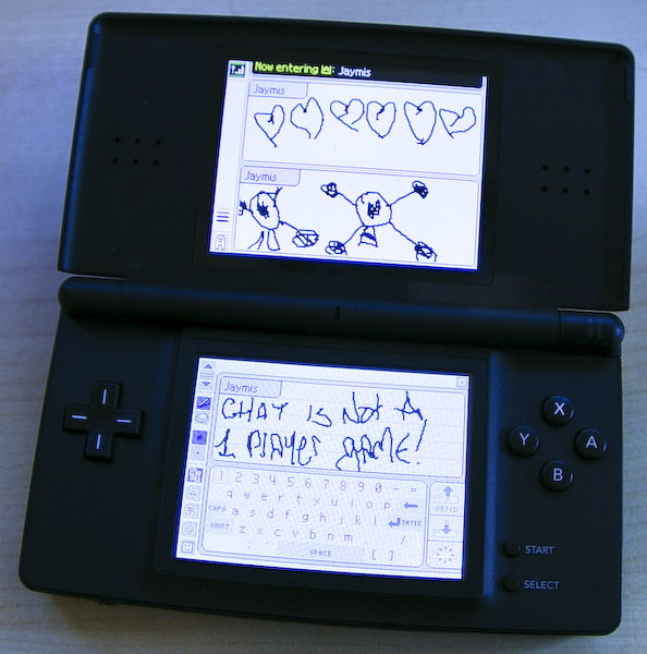 Before M3 DS Simply