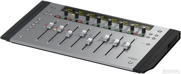 Euophonix MC Mix control surface