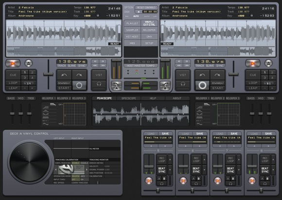 Deckadance DJ software