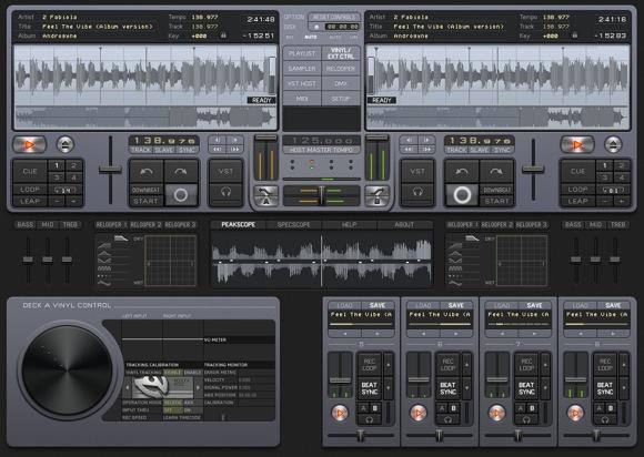 Deckadance DJ software