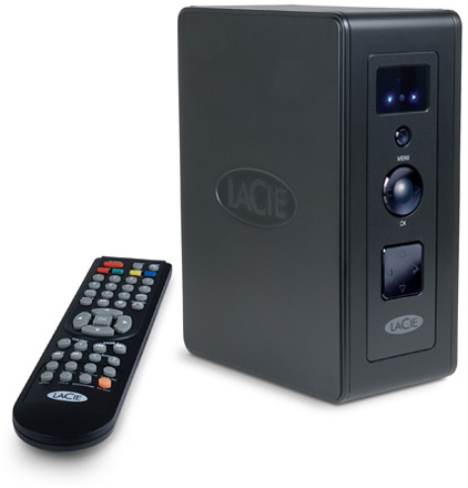 LaCie video hard drive