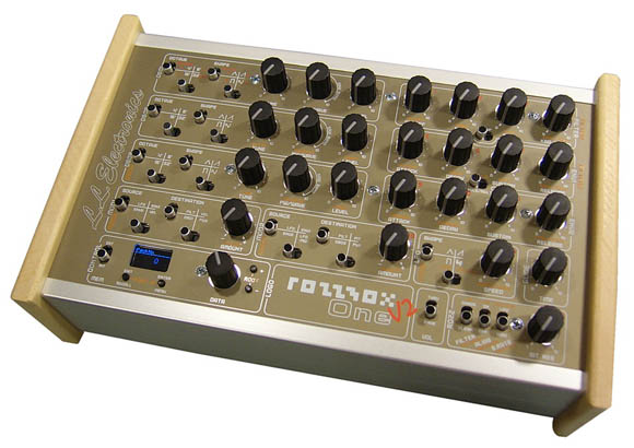 Rozzbox synthesizer