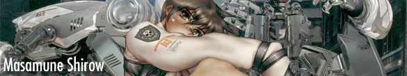 Masamune Shirow