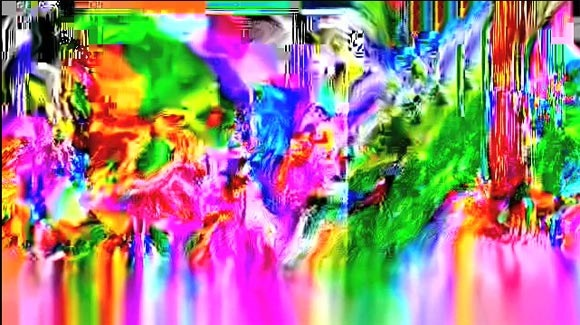 glitchendless