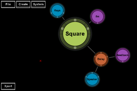 Jasuto Modular Synth for iPhone, Mac + Windows VST: Build