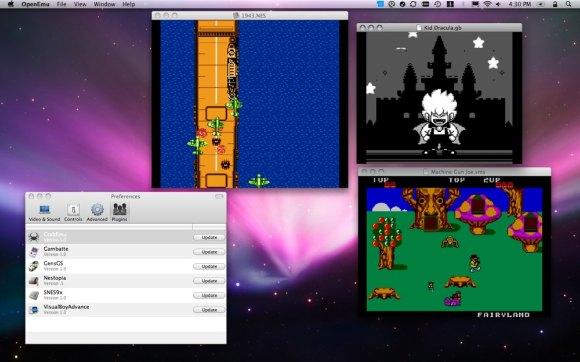 Open Emu: Free Game Emulation on Mac, Quartz Composer - Even