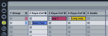 ableton live clip how to create