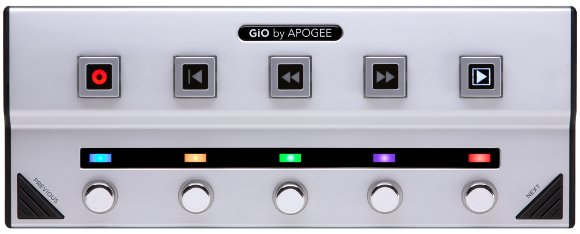 apogee gio foot control audio for garageband logic mainstage cdm create digital music. Black Bedroom Furniture Sets. Home Design Ideas