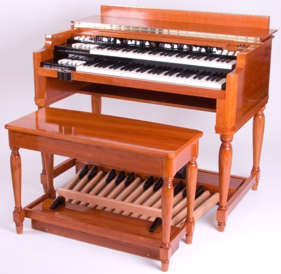 Gorgeous Full-Sized Hammond B3 Controller for Native Instruments B4