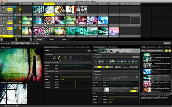 resolume3screen