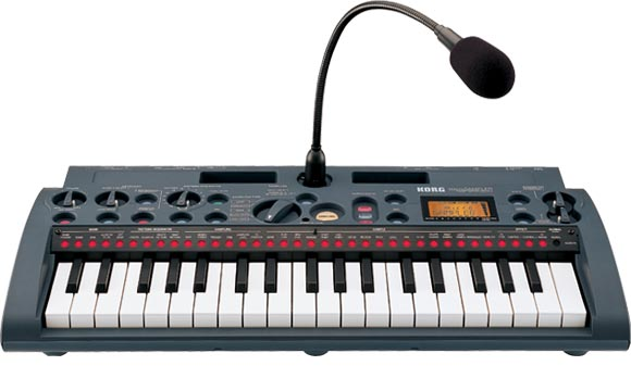 Korg's microSAMPLER: Sample from a Keyboard, and What Those