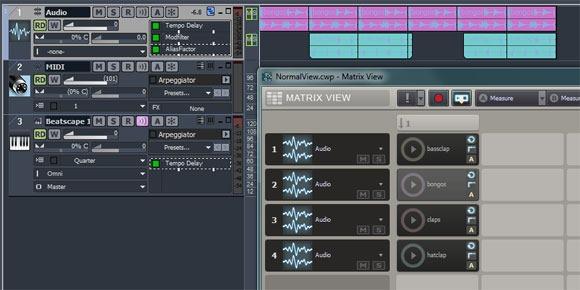 matrixview_arrange_t