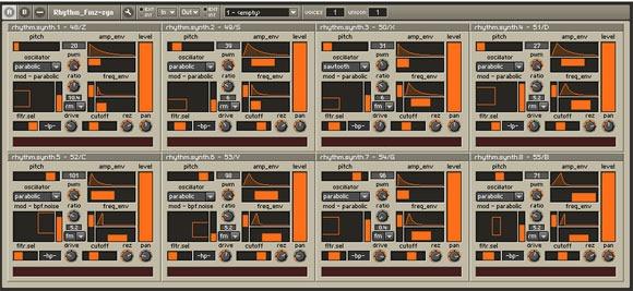 rhythmreaktor
