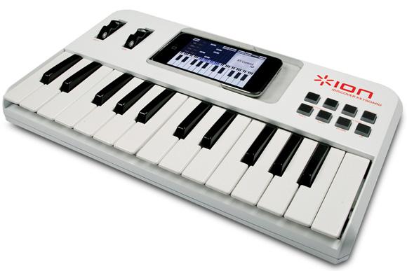 Connect Midi Keyboard To Iphone