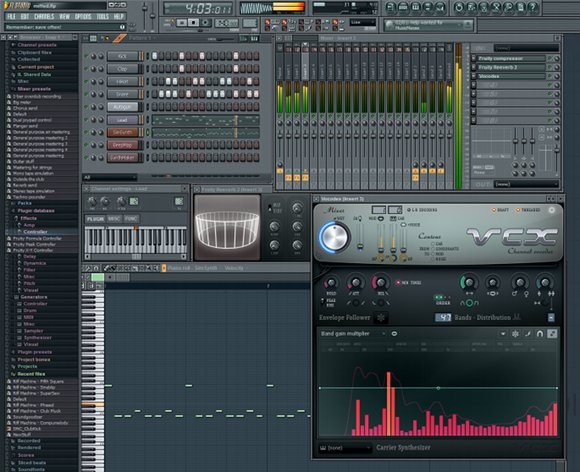 программа для написания музыки на компьютере