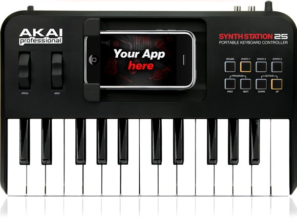 Akai Professional Synthstation 25