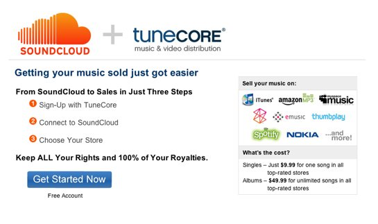 how to download music from soundcloud to itunes