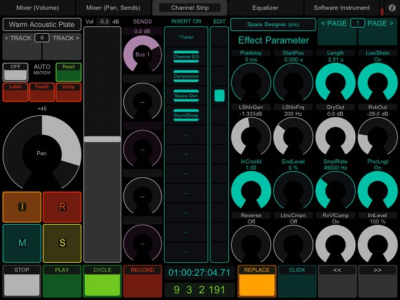 Touchosc ipad for Touchosc templates ableton