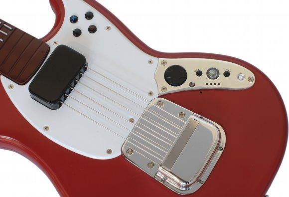 Exclusive Details: How the Rock Band 3 Fender Mustang Works