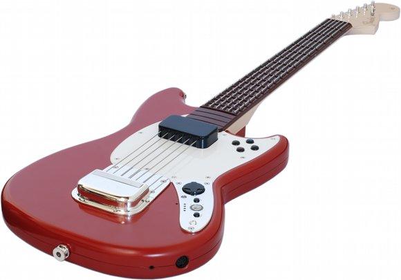 MadCatz / Fender Mustang Rock Band 3 controller