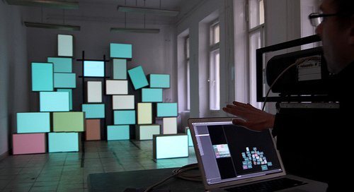 Imdhkim 39 Favorites Projection Mapping 39